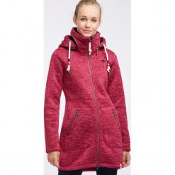 Kurtka polarowa w kolorze czerwonym. Czerwone kurtki damskie marki Schmuddelwedda, xs, z dzianiny. W wyprzedaży za 260,95 zł.
