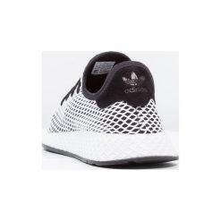 Adidas Originals DEERUPT RUNNER Tenisówki i Trampki core black/footwear white. Szare tenisówki damskie marki adidas Originals, z gumy. Za 399,00 zł.