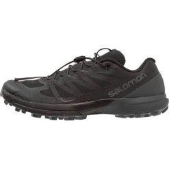 Salomon SENSE PRO 3 Obuwie do biegania Szlak black. Szare buty do biegania damskie marki Salomon. Za 589,00 zł.