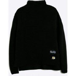 Blue Seven - Sweter dziecięcy 140-176 cm. Niebieskie swetry klasyczne damskie Blue Seven, z bawełny. W wyprzedaży za 59,90 zł.