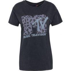 T-shirty damskie: Review – T-shirt damski, czarny