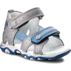Sandały chłopięce: Sandały BARTEK – 31824/1JF Szaro Niebieski