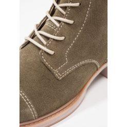 Botki damskie lity: Ten Points Ankle boot khaki green