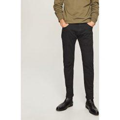 Odzież chłopięca: Spodnie slim fit - Czarny