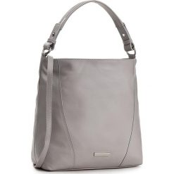 Torebka CREOLE - RBI10148 Jasny Szary Lico. Szare torebki klasyczne damskie Creole, ze skóry. W wyprzedaży za 259,00 zł.