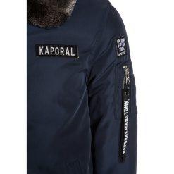 Kaporal NURIM Kurtka zimowa navy. Niebieskie kurtki chłopięce zimowe Kaporal, z materiału. W wyprzedaży za 291,75 zł.