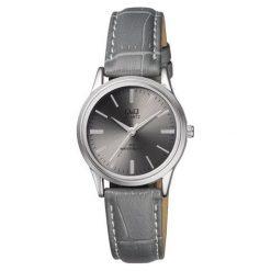 Zegarki damskie: Zegarek Q&Q Damski C215-322 Klasyczny szary