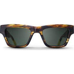 """Okulary przeciwsłoneczne """"Flame Sean"""" w kolorze brązowo-szarym. Brązowe okulary przeciwsłoneczne damskie lenonki marki Triwa, z tworzywa sztucznego. W wyprzedaży za 259,95 zł."""