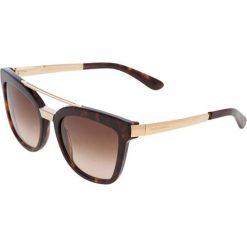 Okulary przeciwsłoneczne męskie: Dolce&Gabbana Okulary przeciwsłoneczne havana
