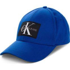 Czapka z daszkiem CALVIN KLEIN JEANS - J Monogram Cap M K40K400752 452. Niebieskie czapki z daszkiem męskie marki Calvin Klein Jeans, z bawełny. Za 159,00 zł.