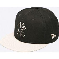 New Era - Czapka Contrast. Czarne czapki męskie New Era. W wyprzedaży za 99,90 zł.
