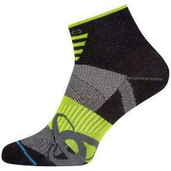 Odlo Skarpety unisex Bike Socks Mid Light C/O czarno-zielone r. 42-44. Skarpetki damskie Odlo. Za 52,17 zł.