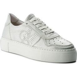 Buty: Sneakersy MARC O'POLO – 801 14463502 101 Silver 165