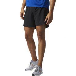 Spodenki sportowe męskie: Adidas Spodenki męsie Response Short czarne r. M (BR2452-7)