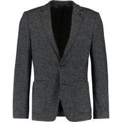Marynarki męskie slim fit: Burton Menswear London CHAMBRY Marynarka grey