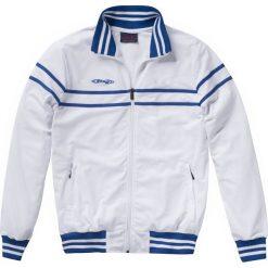 Kurtki sportowe męskie: Stag Comfort szkolenia kurtka – Mężczyźni – biały / royal_s