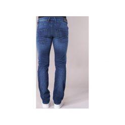 Jeansy straight leg Diesel  BELTHER. Niebieskie jeansy męskie Diesel. Za 599,20 zł.