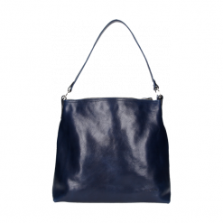 Torebka damska. Niebieskie torebki klasyczne damskie Wojas, duże. Za 599,00 zł.