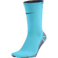Skarpetogetry piłkarskie: Nike Skarpety Grip Strike Light Crew  niebieskie roz. 41-43 (SX5486 483)