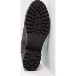 Anna Field Botki black. Czarne buty zimowe damskie Anna Field, z materiału. Za 149,00 zł.