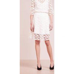 Odzież: BOSS CASUAL BESTARRY Spódnica trapezowa open white
