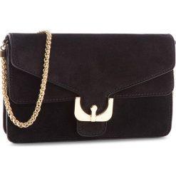 Torebka COCCINELLE - CM4 Ambrine Suede E1 CM4 19 01 01 Noir 001. Brązowe torebki klasyczne damskie marki Coccinelle, ze skóry. W wyprzedaży za 979,00 zł.