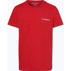 Review - T-shirt męski, czerwony. Niebieskie t-shirty męskie marki Review. Za 29,95 zł.