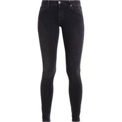 2ndOne NICOLE Jeans Skinny Fit crome grey. Szare jeansy damskie 2ndOne, z bawełny. W wyprzedaży za 239,20 zł.