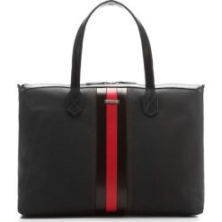 Torba na laptopa 85-3U-208-1. Czarne torby na laptopa marki Wittchen, w paski. Za 395,00 zł.