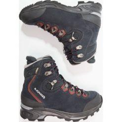 Buty trekkingowe damskie: Lowa MAURIA GTX Buty trekkingowe dunkelblau/bordeaux