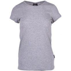 Hi-tec Koszulka LADY PLAIN GREY MELANGE XL. Szare topy sportowe damskie Hi-tec, xl. Za 26,40 zł.