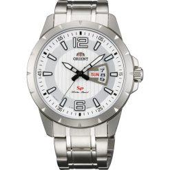 Zegarki męskie: Zegarek męski Orient Quartz FUG1X005W9