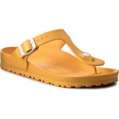 Chodaki damskie: Japonki BIRKENSTOCK - Gizeh 1003525 Scuba Yellow