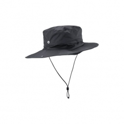 Kapelusz turystyczny TREK 900 WTP. Szare kapelusze damskie FORCLAZ, z materiału. W wyprzedaży za 34,99 zł.