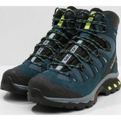 Buty trekkingowe męskie: Salomon QUEST 4D 3 GTX Buty trekkingowe mallard blue/reflecting pond/acid