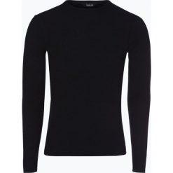 Solid - Sweter męski, niebieski. Niebieskie swetry klasyczne męskie Solid, l. Za 99,95 zł.