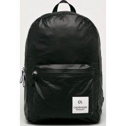 Calvin Klein Performance - Plecak. Czarne plecaki damskie Calvin Klein Performance, z nylonu. Za 349,90 zł.