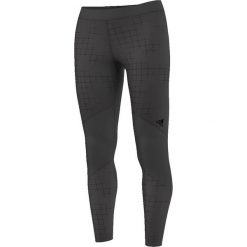 Adidas Legginsy Techfit Coldweather AOP czarne r. S (AY6117). Czarne legginsy sportowe damskie marki Adidas, s. Za 152,80 zł.