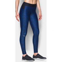 Spodnie dresowe damskie: Under Armour Spodnie damskie UA HG Armour Printed Legging Niebieskie  r. XS (1297911-984)