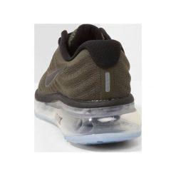 Nike Performance AIR MAX 2017 BG Obuwie do biegania treningowe cargo khaki/black. Zielone buty do biegania damskie Nike Performance, z materiału. W wyprzedaży za 433,30 zł.