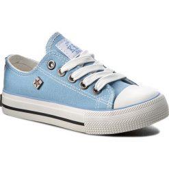 Trampki dziewczęce: Trampki BIG STAR - W374004 Blue