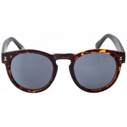 Meatfly Okulary Przeciwsłoneczne Unisex Pompei Brązowy. Brązowe okulary przeciwsłoneczne damskie aviatory Meatfly. Za 49,00 zł.