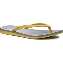 Chodaki damskie: Japonki MELISSA - Melissa + Ipanema Ad 32211 Yellow/Grey 51525