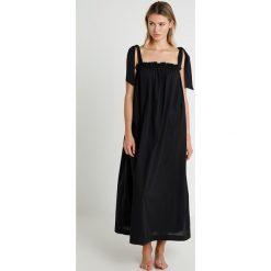 Le Petit Trou ALINA NIGHTWEAR DRESS SET Piżama black. Czarne piżamy damskie Le Petit Trou, m, z bawełny. Za 569,00 zł.