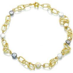 Naszyjniki damskie: Naszyjnik z perłami – (D)60 cm