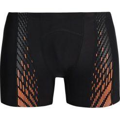 Speedo PRO Kąpielówki black/fluo orange. Czarne kąpielówki męskie marki Speedo, z elastanu. Za 199,00 zł.