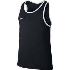 Nike Koszulka męska Dry Tank czarna r. L (830953-010). Czarne koszulki sportowe męskie Nike, l. Za 82,19 zł.