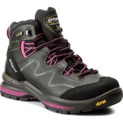 Trekkingi GRISPORT - 12529D10G Grey/Pink. Czarne buty trekkingowe damskie Grisport. W wyprzedaży za 299,00 zł.