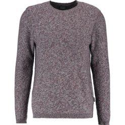 Swetry męskie: Jack & Jones JORUBER CREW NECK Sweter cordovan