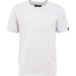 Rag & bone JAMES Tshirt basic heather grey. Szare koszulki polo rag & bone, l, z bawełny. Za 459,00 zł.